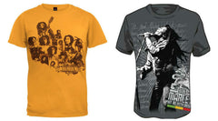 Bob Marley t-shirts - Collage-Hit Me - 2X