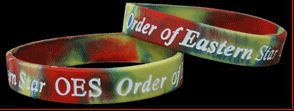 OES - silicone bracelet