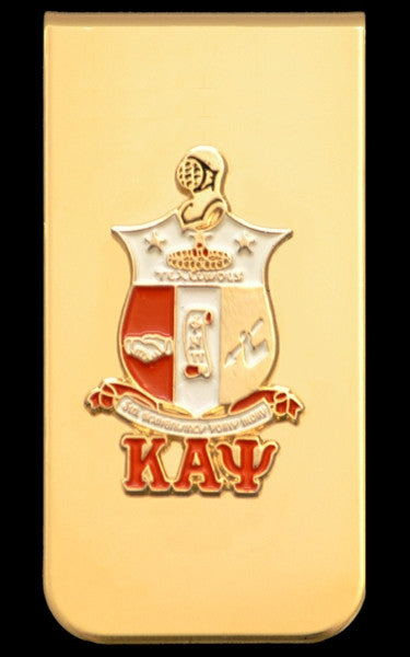 Kappa Alpha Psi money clip