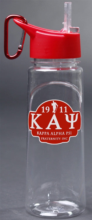Kappa Alpha Psi water bottle