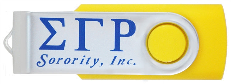 Sigma Gamma Rho - 4GB USA flash drive