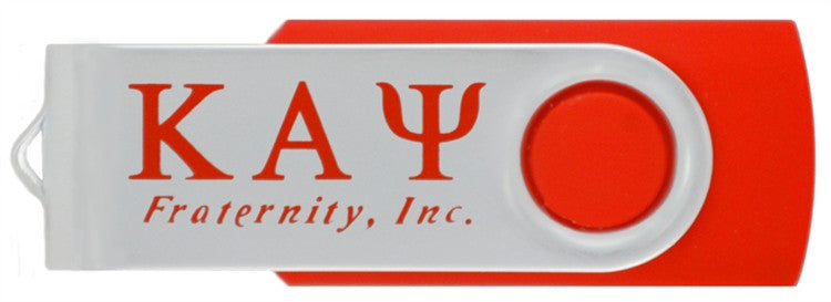 Kappa Alpha Psi 4GB USB flash drive