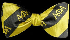 Alpha Phi Alpha bow tie & handkerchief set