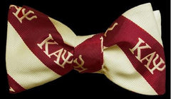 Kappa Alpha Psi bow tie & handkerchief set