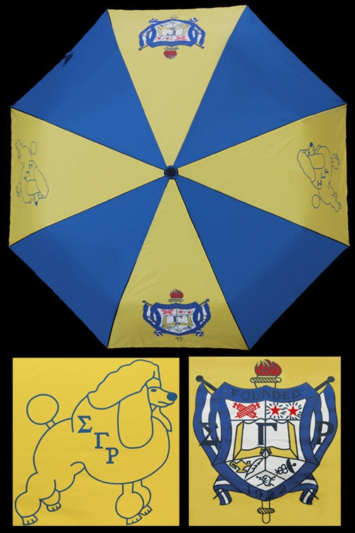 Sigma Gamma Rho - umbrella