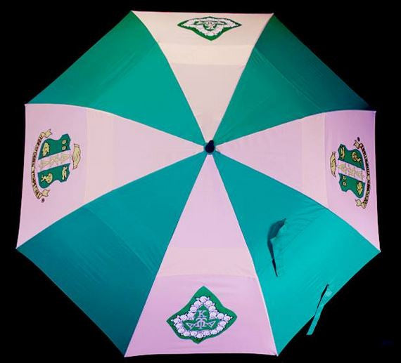 Alpha Kappa Alpha umbrella - large golf