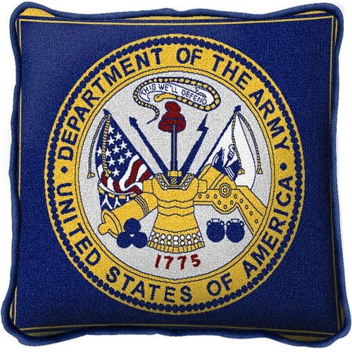 US Army - logo pillow
