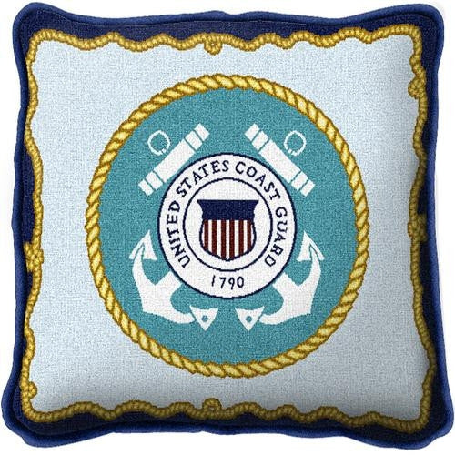 Coast Guard - logo pillow