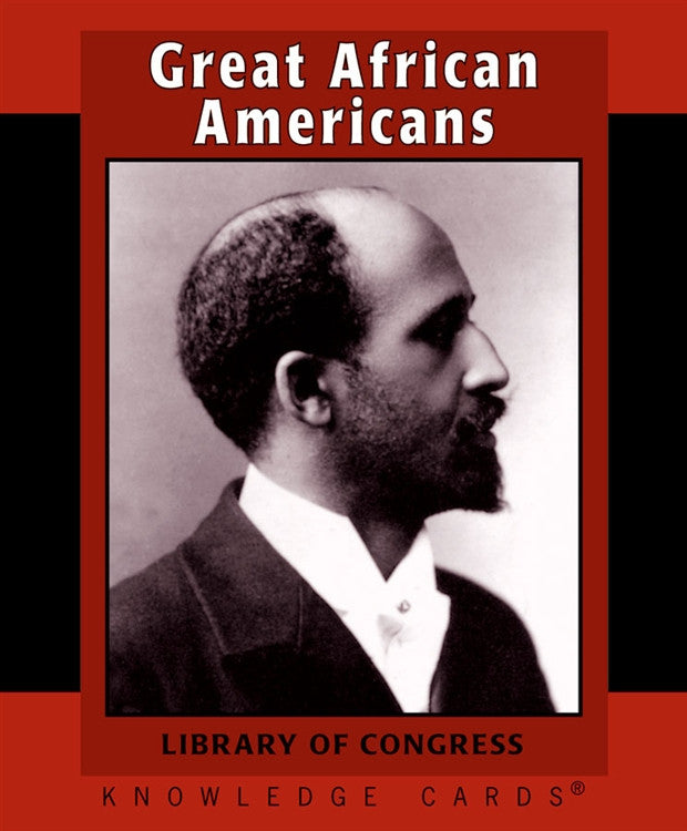 Knowledge Cards - Great African Americans