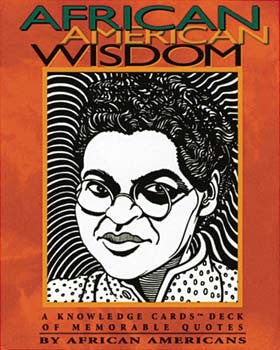 Knowledge Cards - African American Wisdom