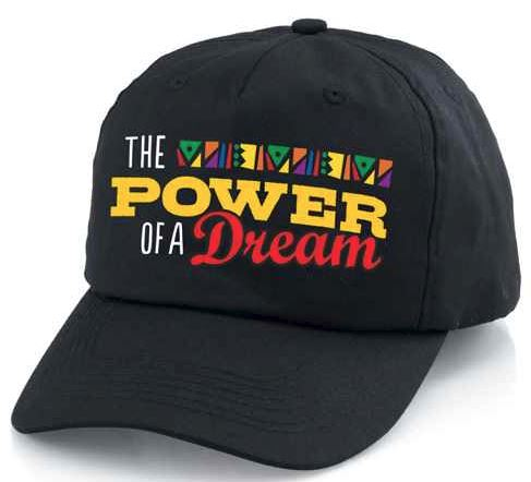 Black History Cap - Power of a Dream