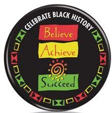 Believe Achieve Succeed - button
