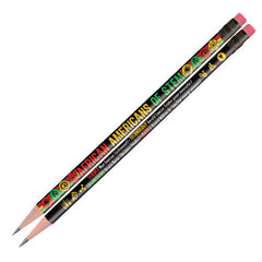 African Americans of STEM - Black History pencils (set of 10)