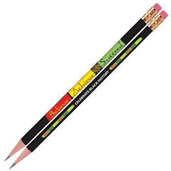 Believe Achieve Succeed - Black History Pencils (set of 10)