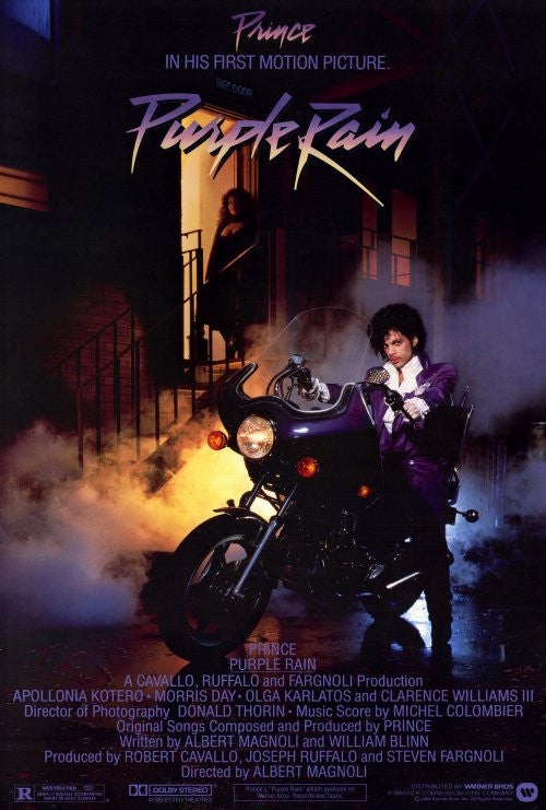 Prince T-shirts and Posters – It's A Black Thang.com