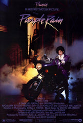 Prince - Purple Rain - movie poster