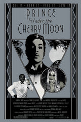 Prince - Under The Cherry Moon - movie poster