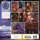 Poncho Brown - 2021 African American wall calendar