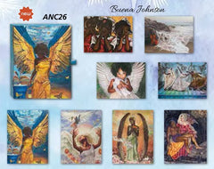 Angelic Guidance - Boxed Note Cards - ANC-26
