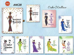 Cidne Wallace - Boxed Note Cards - ANC-28