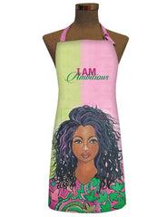I Am Ambitious - kitchen apron