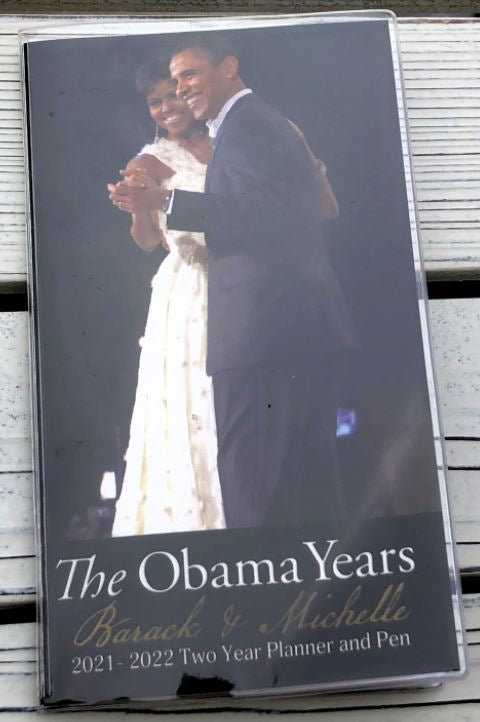 The Obama Years - 2021-22 pocket calendar