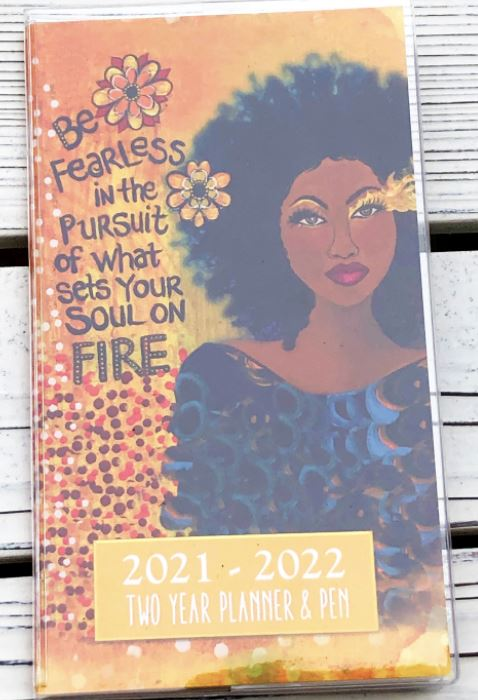 Sets Your Soul on Fire - 2021-22 pocket calendar