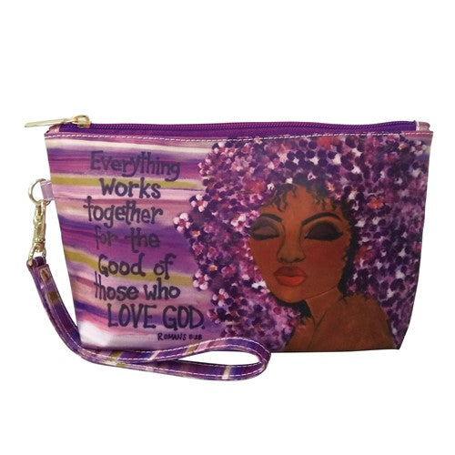 Everything Works Together - Gbaby - cosmetic pouch