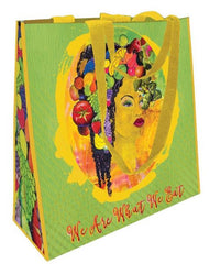 We Are What We Eat - shopping bag