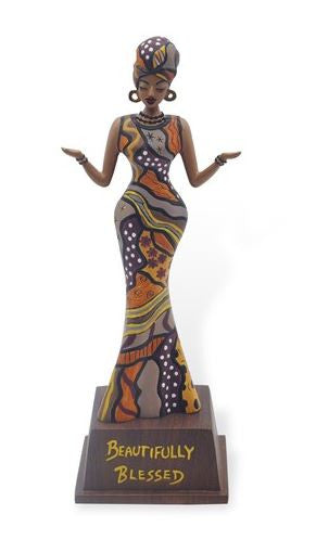 Beautifully Blessed - Cinde Wallace - figurine