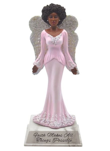 Faith Makes All Things Possible - figurine