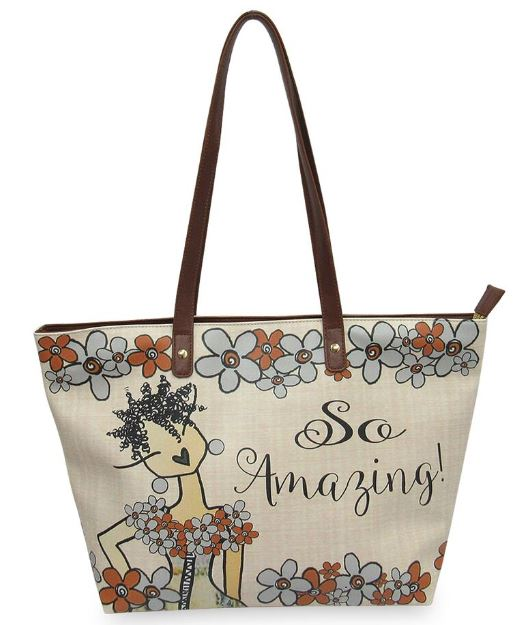 So Amazing - bucket style handbag