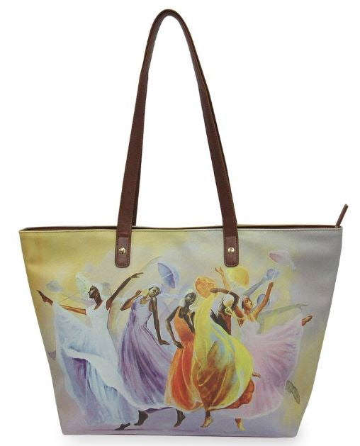 Tribute - bucket style handbag