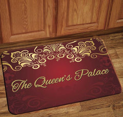 The Queens Palace - floor mat
