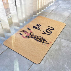 Be You - floor mat