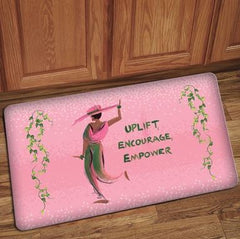 Uplift Encourage Empower - floor mat