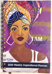I Am Royal - 2020 weekly planner