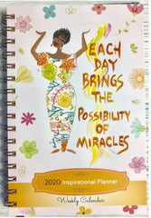 Each Day Brings Possibility - 2020 weekly planner