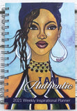 I Am Authentic - 2021 weekly planner