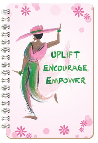 Uplift Encourage Empower - journal