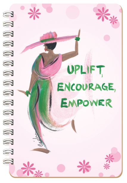 Uplift Encourage Empower - Cidne Wallace - journal