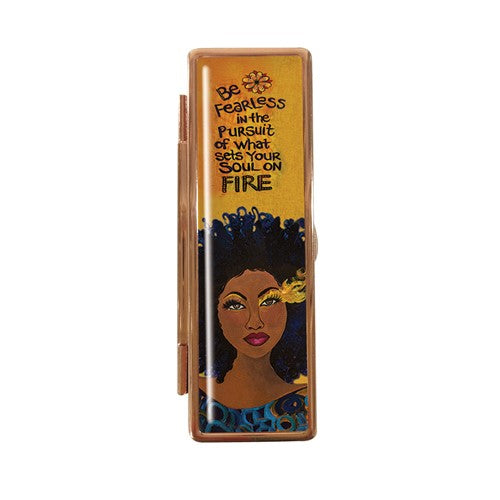 Sets Your Soul On Fire - lipstick case