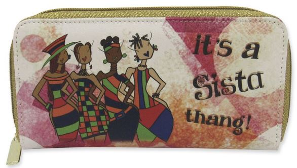 Its A Sista Thang - ladies wallet