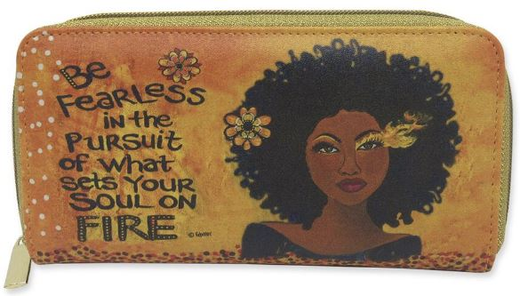 Sets Your Soul On Fire - ladies wallet