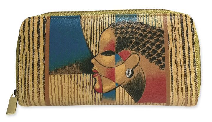 Composite of a Woman - ladies wallet