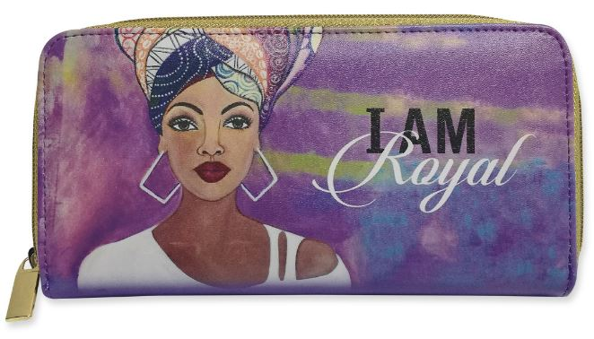 I Am Royal - ladies wallet