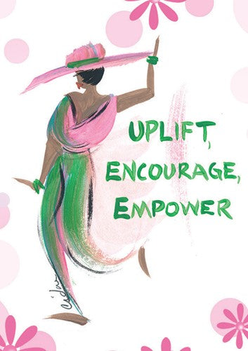 Uplift Encourage Empower - magnet
