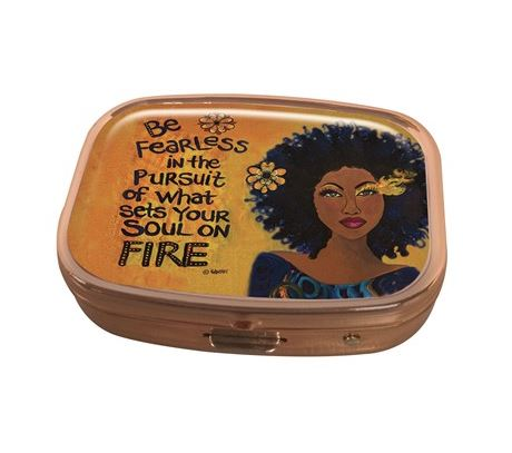 Sets Your Soul On Fire - pill box case