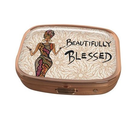 Beautifully Blessed - pill box case