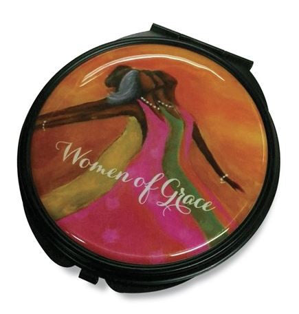 Women of Grace - mirror compact